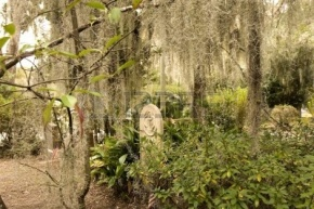 2752825-an-old-grave-marker-amid-old-oak-trees-draped-with-spanish-moss